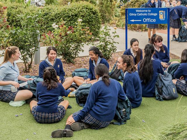 Catholic Secondary College | Gilroy